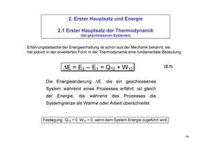 Bungen Technische Thermodynamik