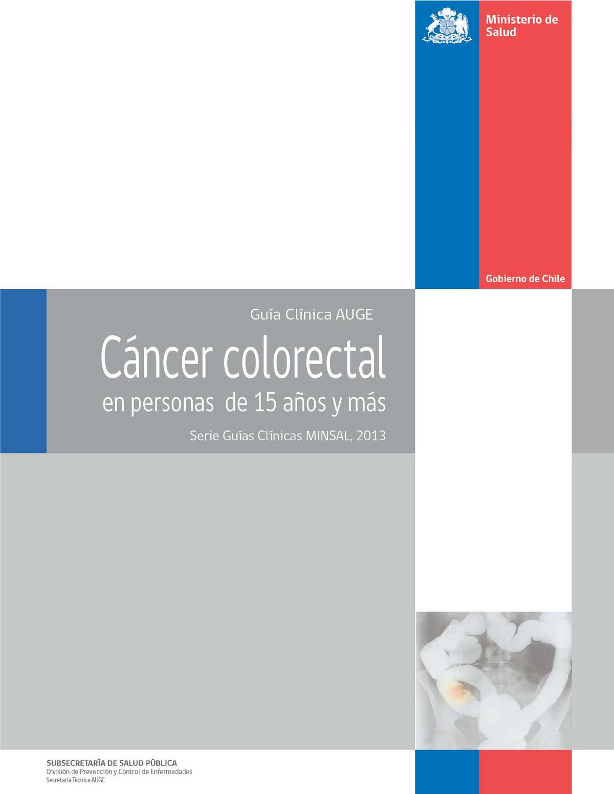 Cancer de pancreas minsal. dorel plant Cancer de colon minsal