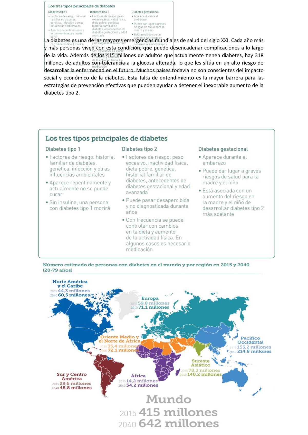 factores ambientales de la diabetes tipo 2