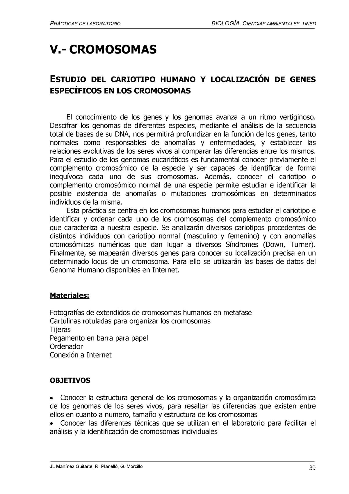 05 Practica Cromosomas Biología Química 61031032 Uned