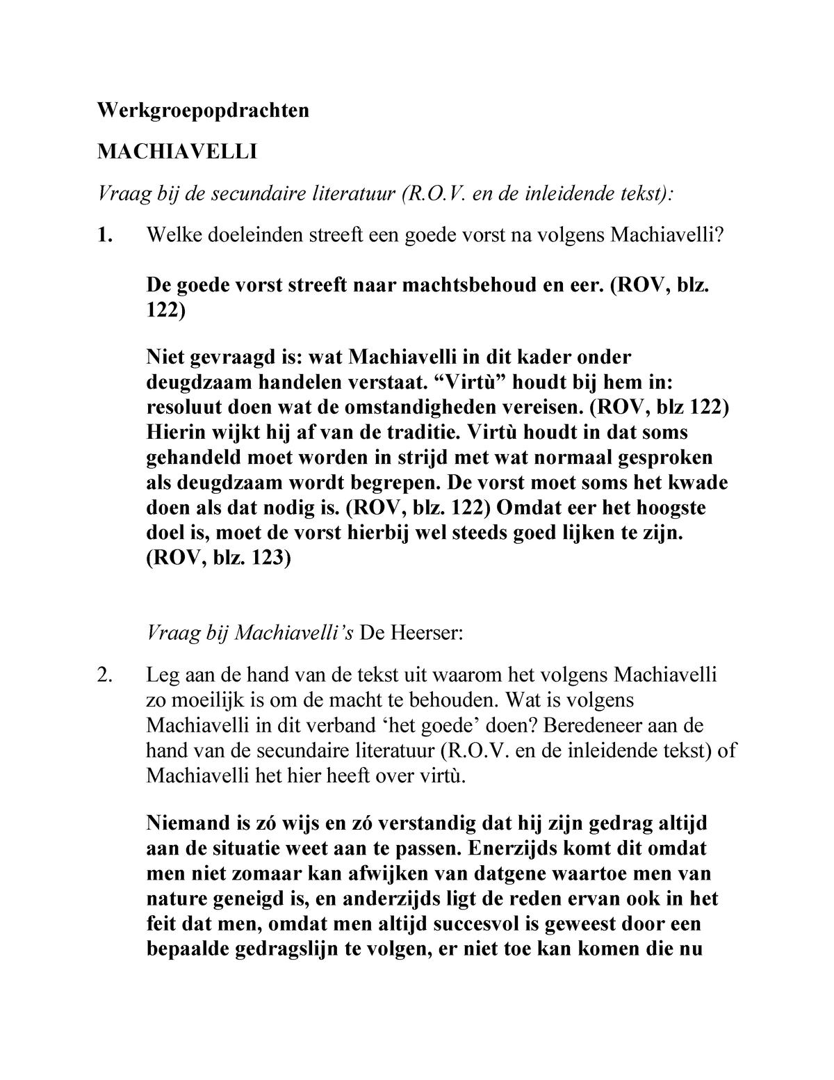 Werkgroep 4 Encyclopedie Der Rechtswetenschap I Vu