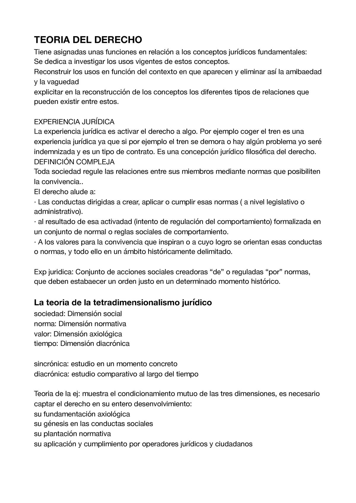 Studocu Derecho Dret Teoría Del 102267Teoria 9IYEDHW2