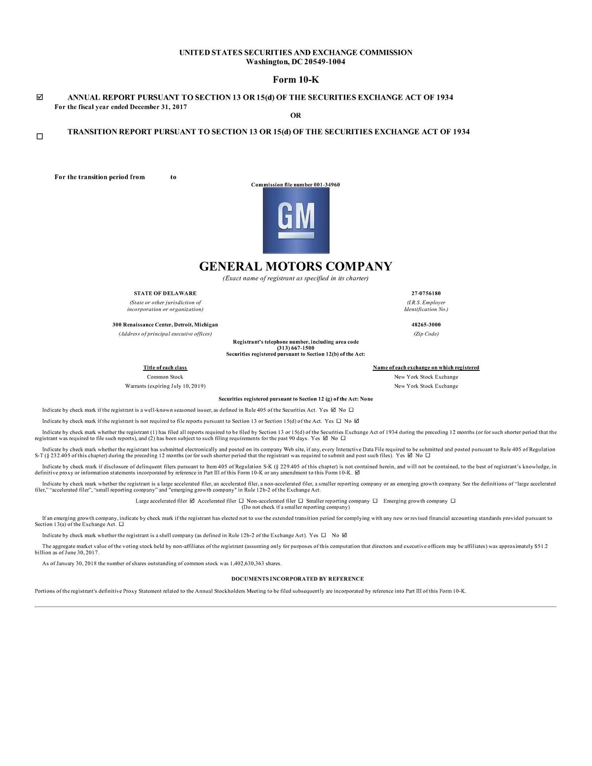 GM 2017 - AC301: Advanced Accounting - StuDocu
