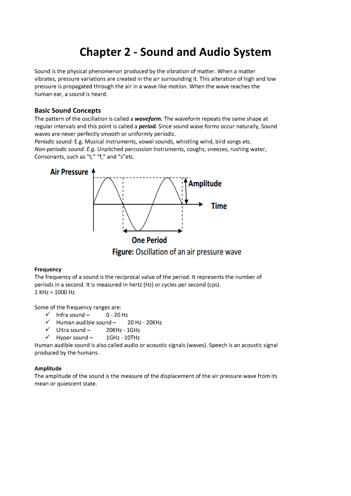 Chapter-2 - Multimedia System - StuDocu