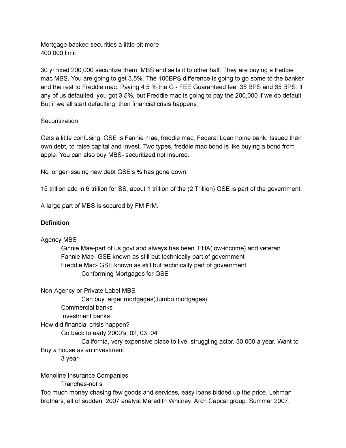 FIS 4 17 - Google Docs - FIN 327: Fixed Income Securities