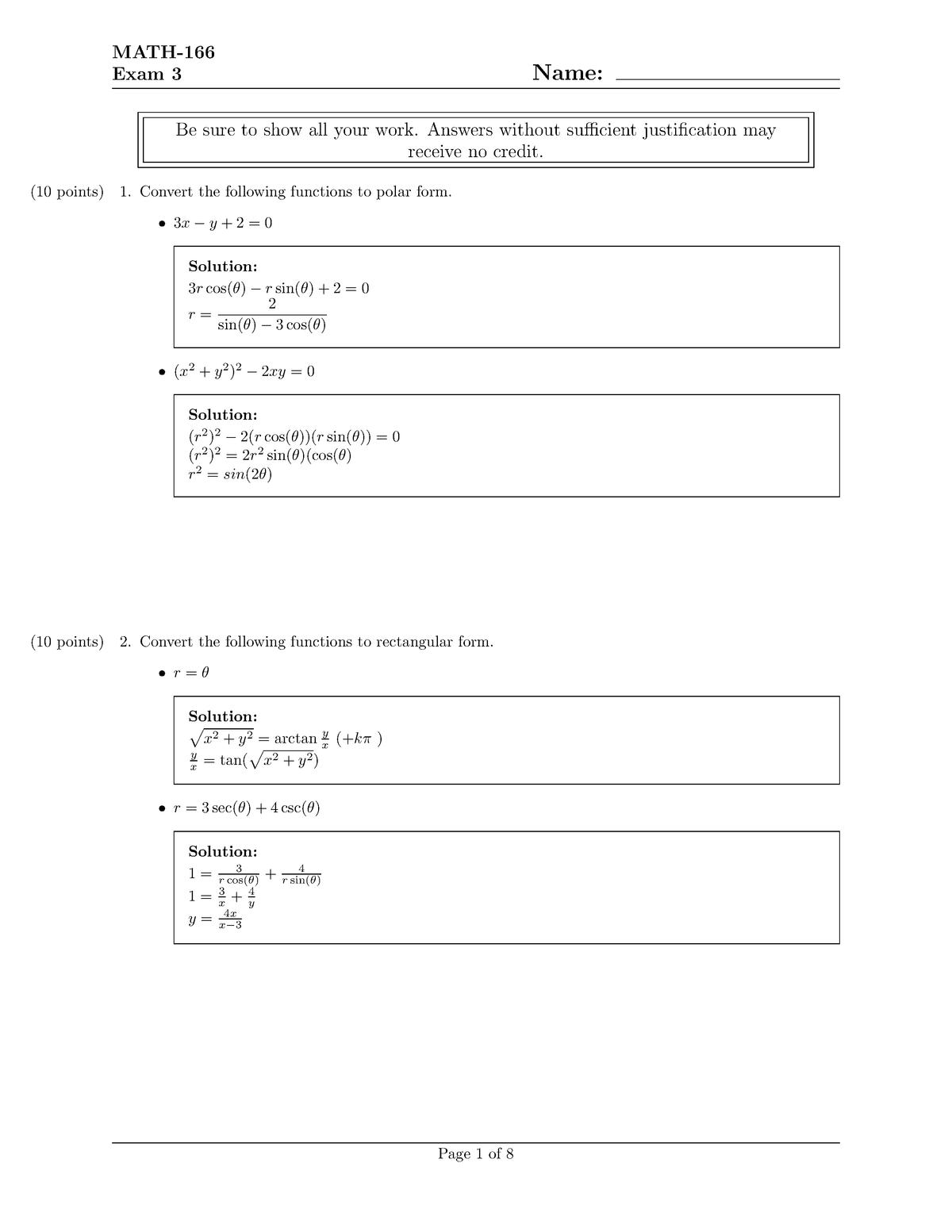 math 166