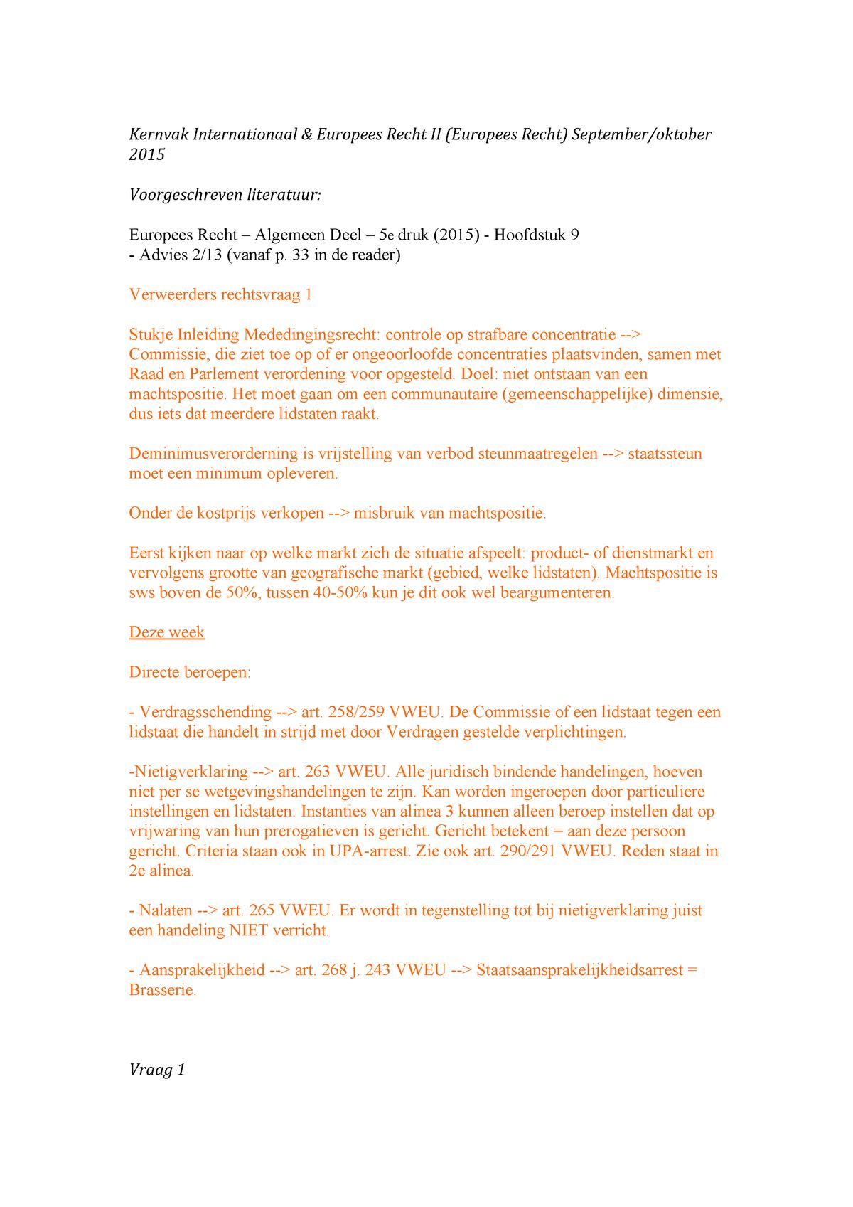 Kernvak Ier Ii Werkgroep 6 Rgbk00260 Studeersnel
