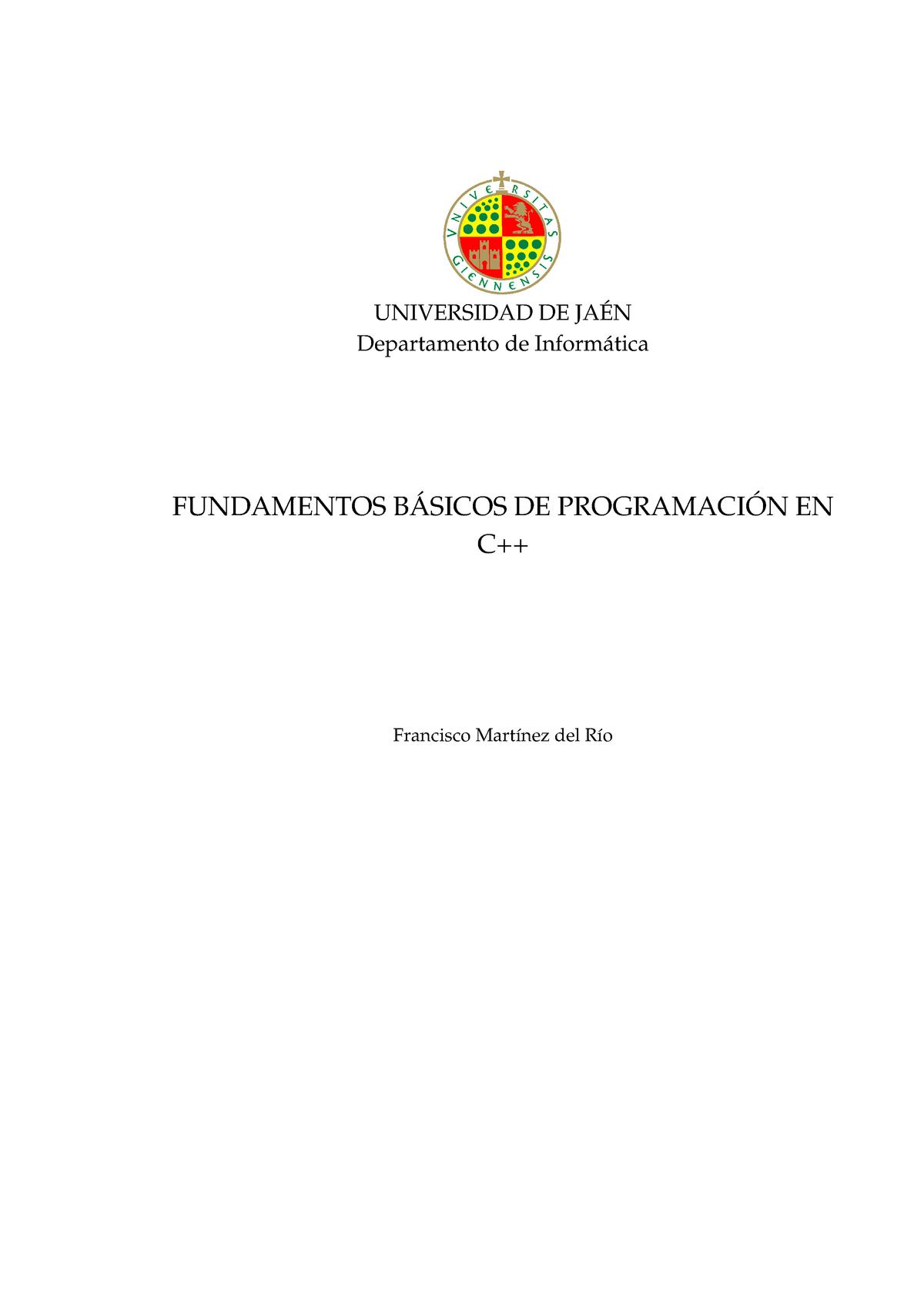 Como Programar En C Fundamentos De Programación 9572309