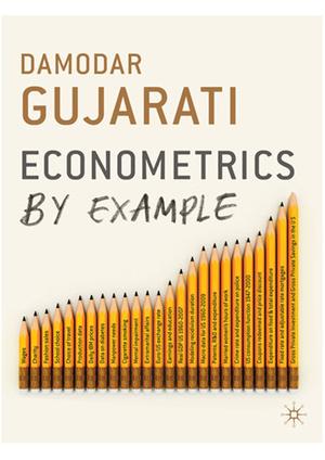 Damodar Gujarati Econometrics By Example Manzoor Ahmad Studocu