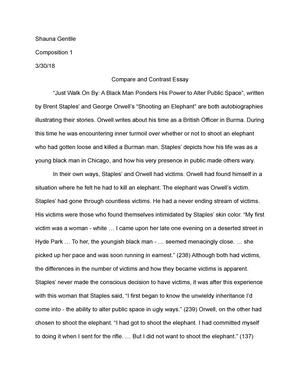 autobiography of an elephant essays