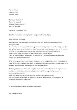 officiele brief nederlands formele brief   Canas.bergdorfbib.co