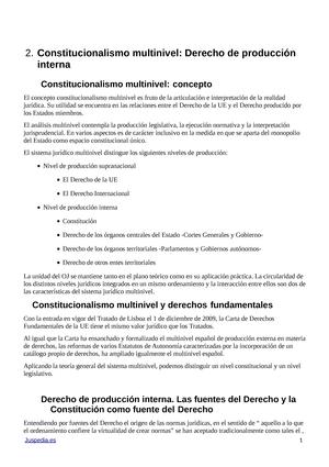 CONSTITUCIONALISMO MULTINIVEL PDF DOWNLOAD