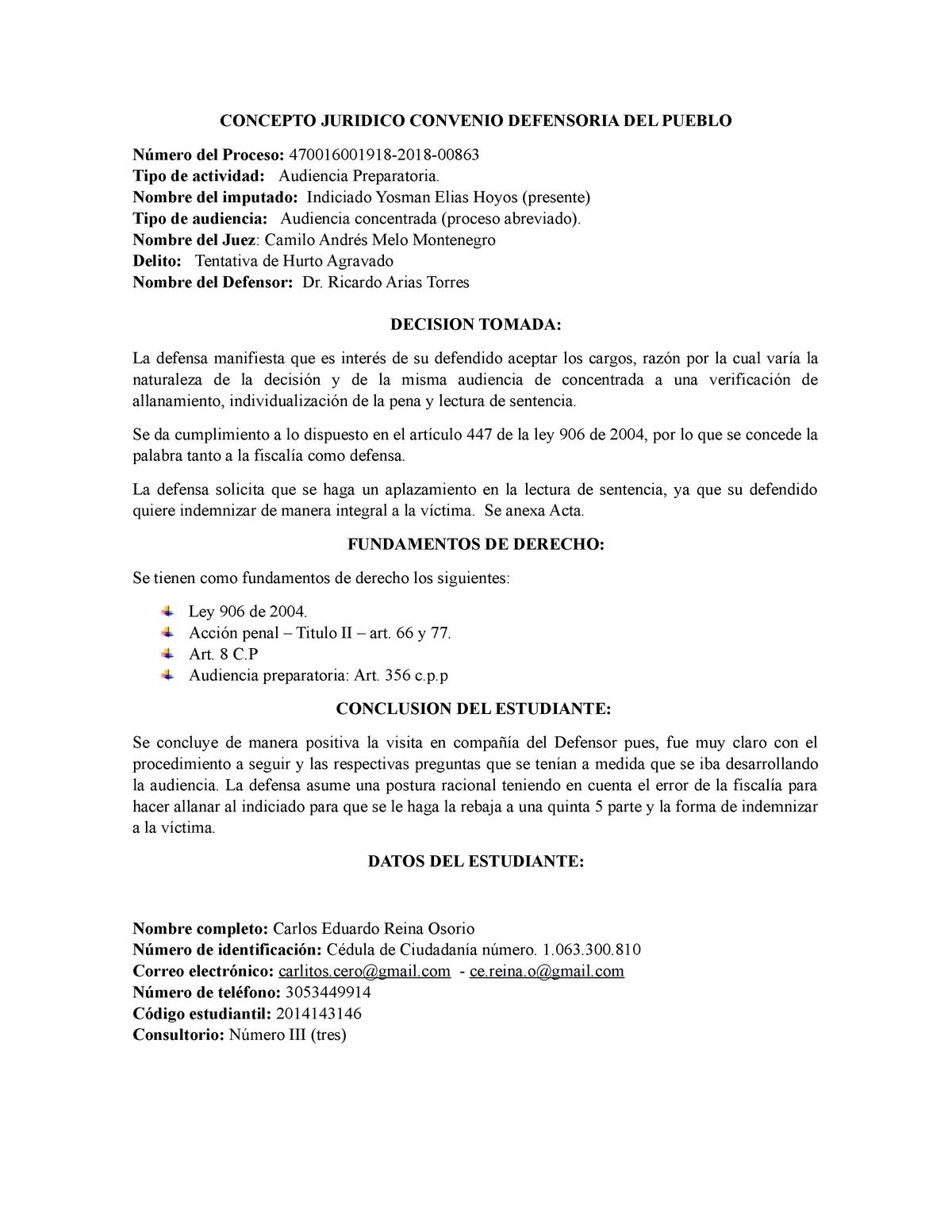 cargos de declaración de rebaja de la compañía