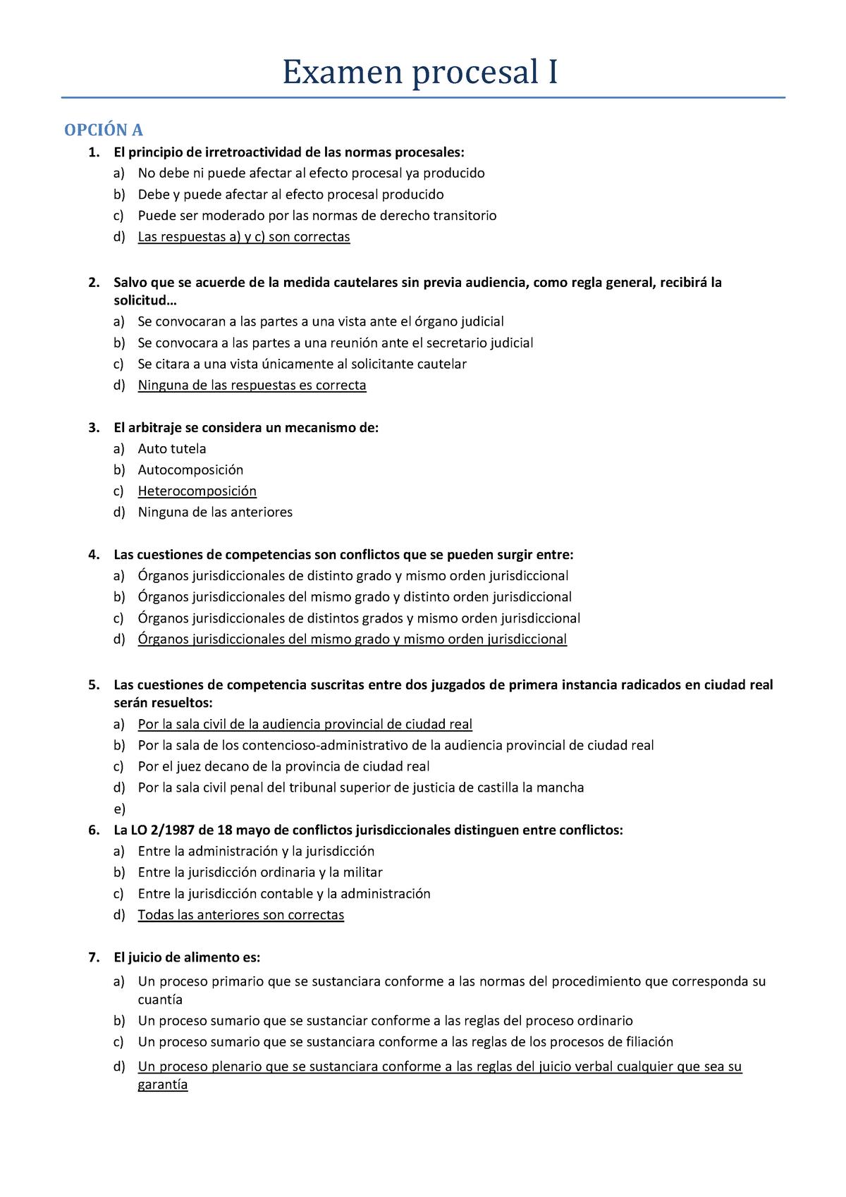 Examen 2017 Preguntas Studocu