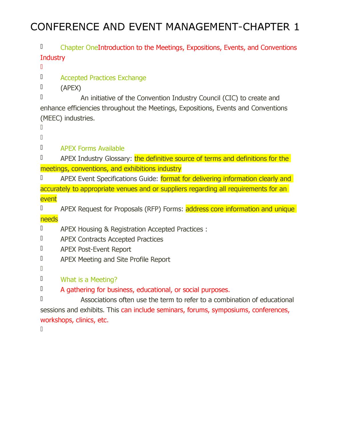 Summary HOS6112 HOS6112 24 Dec 2018 - StuDocu