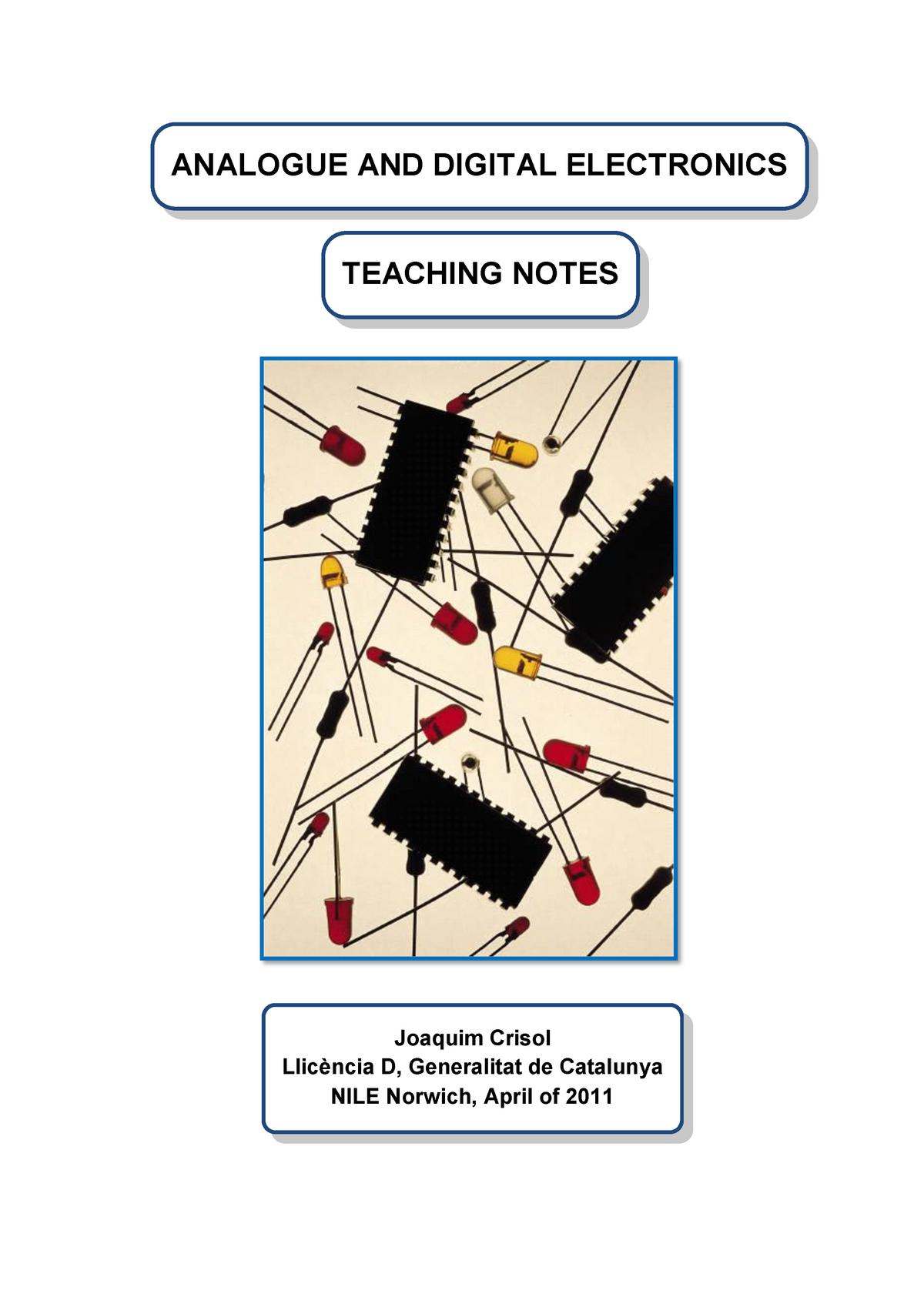 Teaching notes - Joaquin crisol - 5001: Physics - StuDocu
