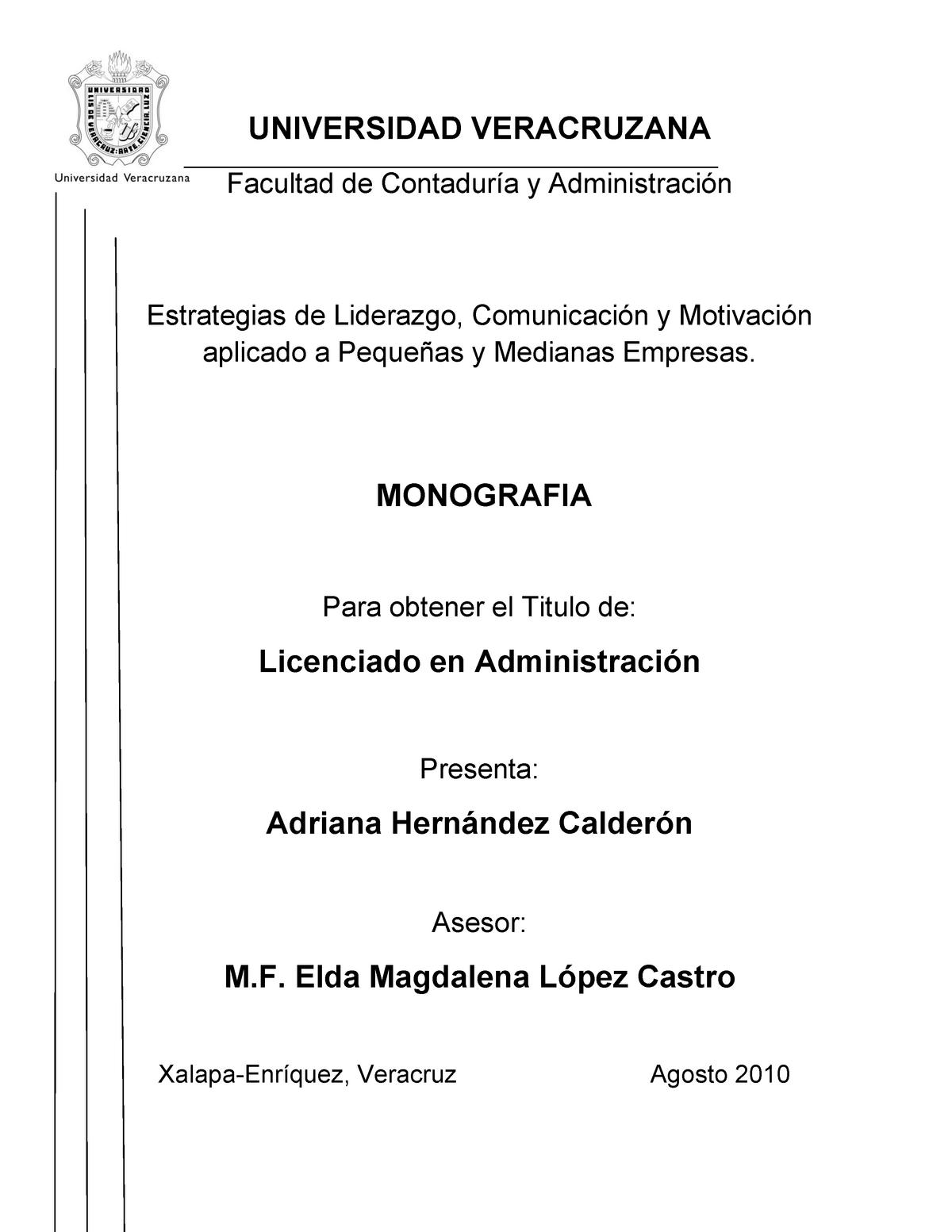 Tutorial Work Estrategias De Liderazco Comunicación Y