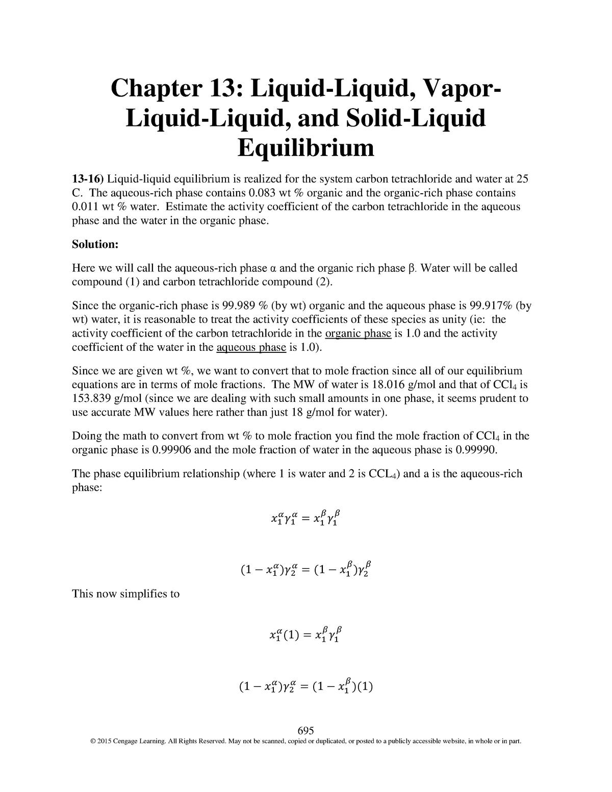 Dahm 1e Chapter 13 Fundamentals Of Chemical Engineering Thermodynamics Studocu [ 1553 x 1200 Pixel ]