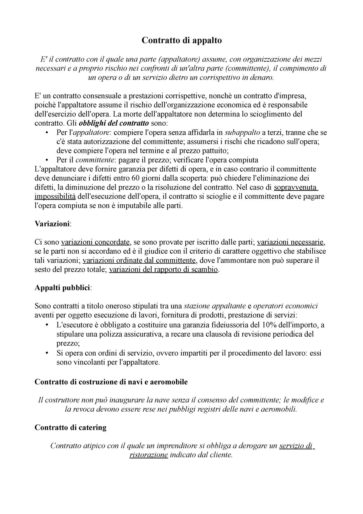 27 Contratto Per La Produzione Di Beni E Servizi 32162