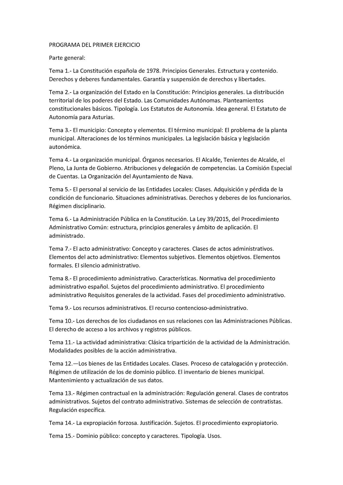 Tema 2 Constitución Estructura Y Parte Dogmática 123000