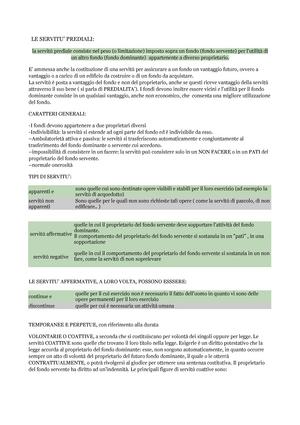 Le Servitu Prediali 00001 Istituzioni Di Diritto Privato Studocu