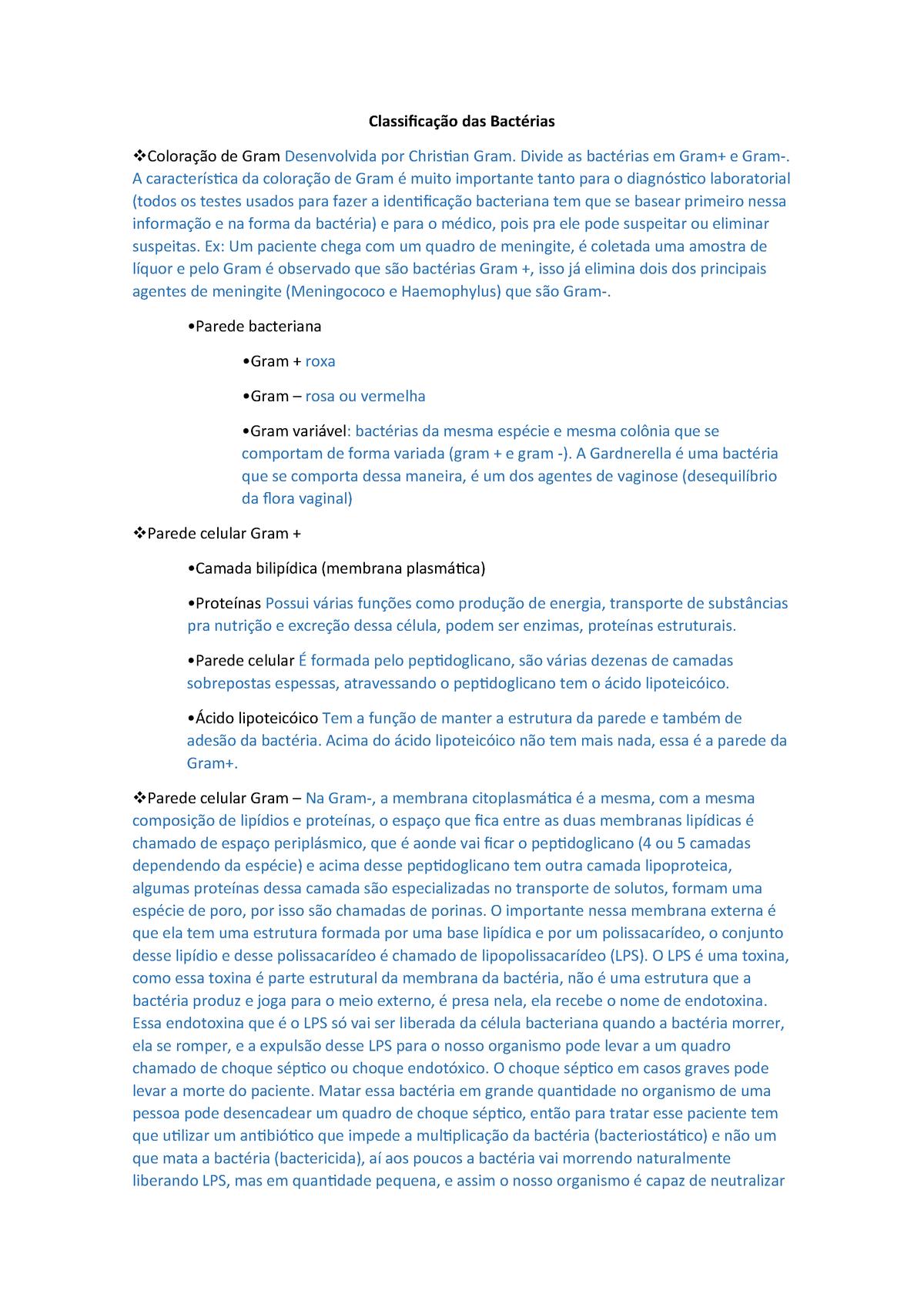 Bacteriologia 2 Crescimento Bacteriano Ics0019 Ufg
