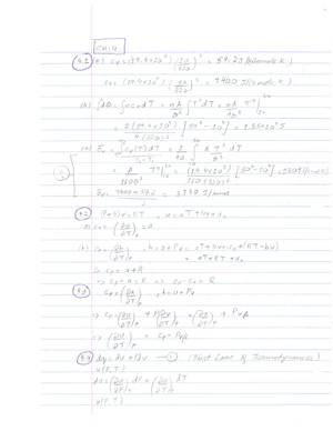 book solution classical and statistical thermodynamics carter rh studocu com Statistical Thermodynamics a Simple Experiment Statistical Thermodynamics Lecture Notes