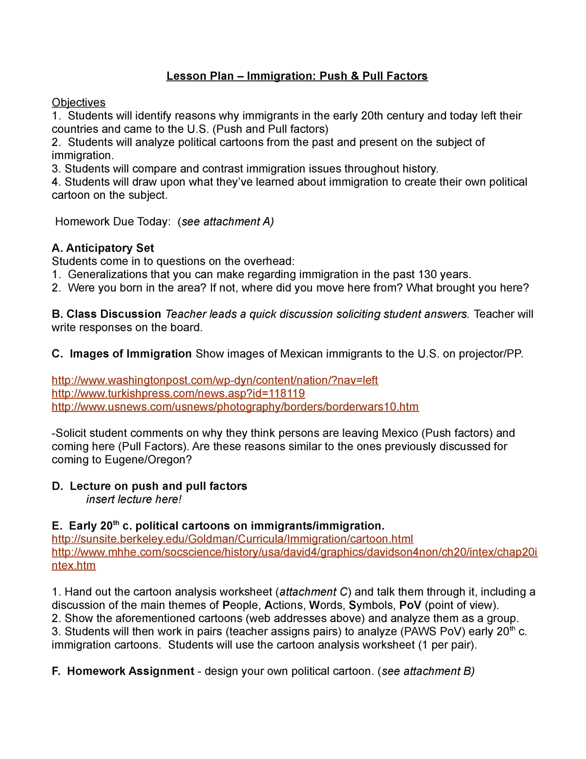 Analyze The Political Cartoon Worksheet Answers