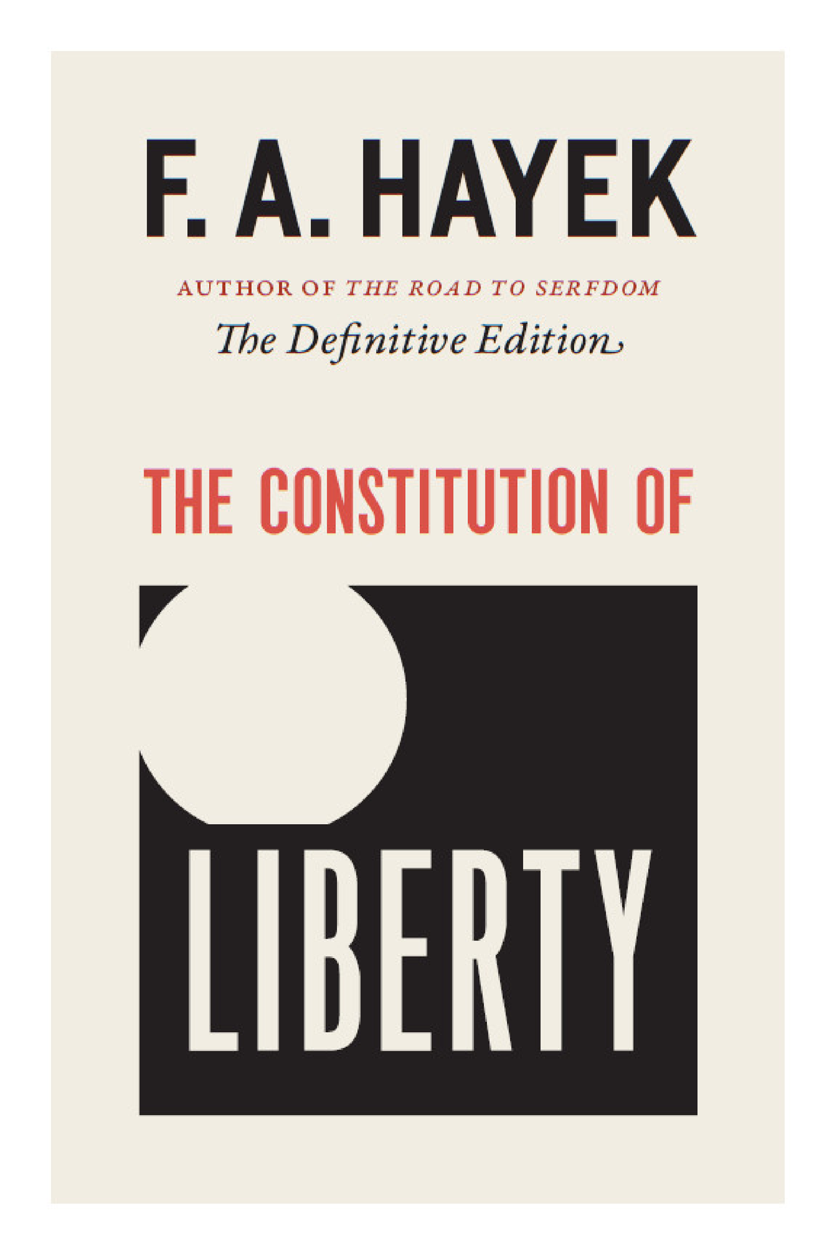 Guide Des Bonnes Manieres Rothschild hayek, f. a. - the constitution of liberty, the definitive