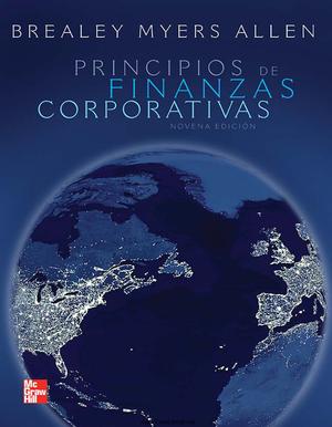 faa3f2d9fee1 Principios de Finanzas Corporativas 9Ed Myers - StuDocu