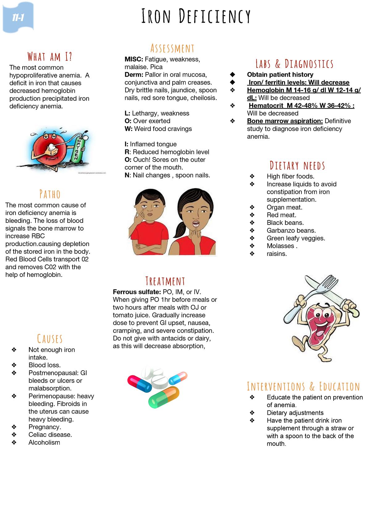 Hematology Study guide course # 11 - NUR 3031 - NSU - StuDocu