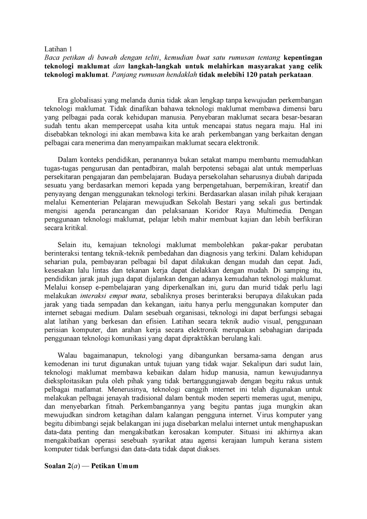 Sample Practice Exam 2018 Questions Sblm1053 Uum Studocu