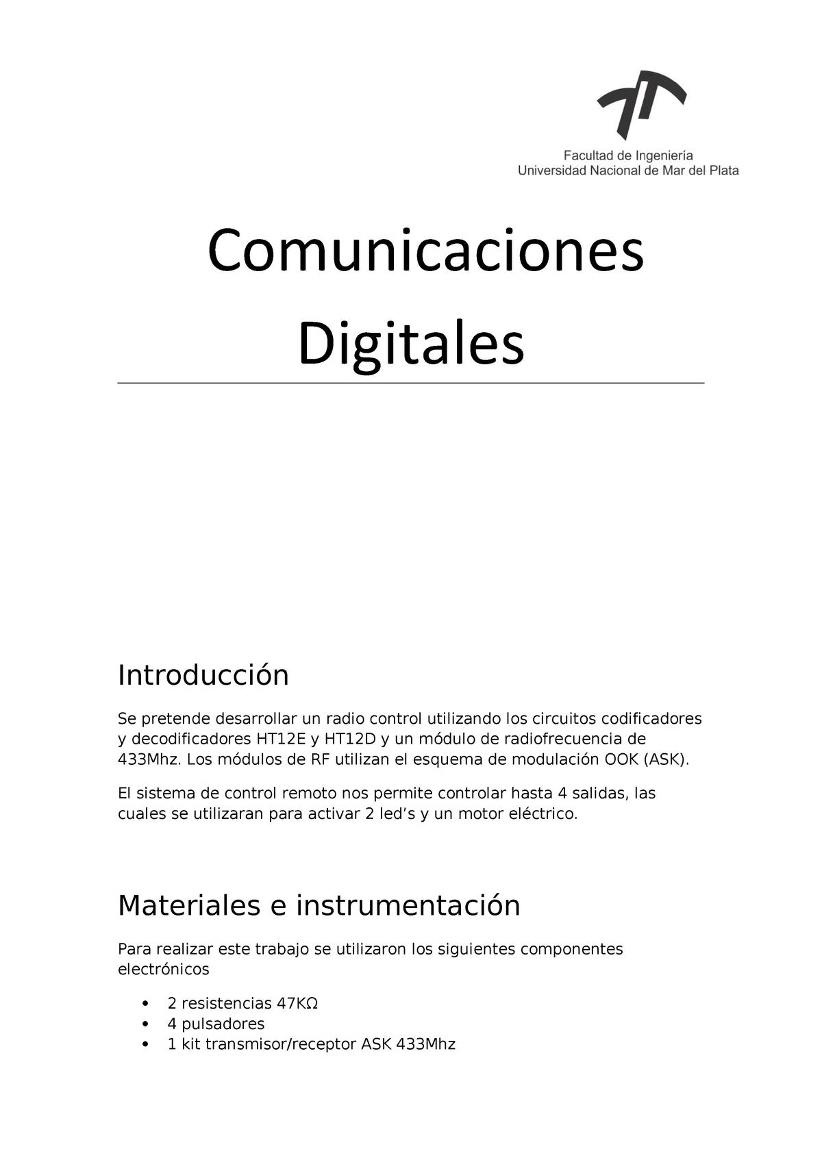 Informe 2015 Nota 9 Comunicaciones Digitales 4c5 Studocu