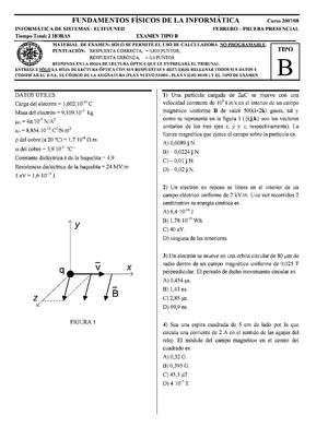Fundamentos Físicos De La Informática 71011013 Uned Studocu