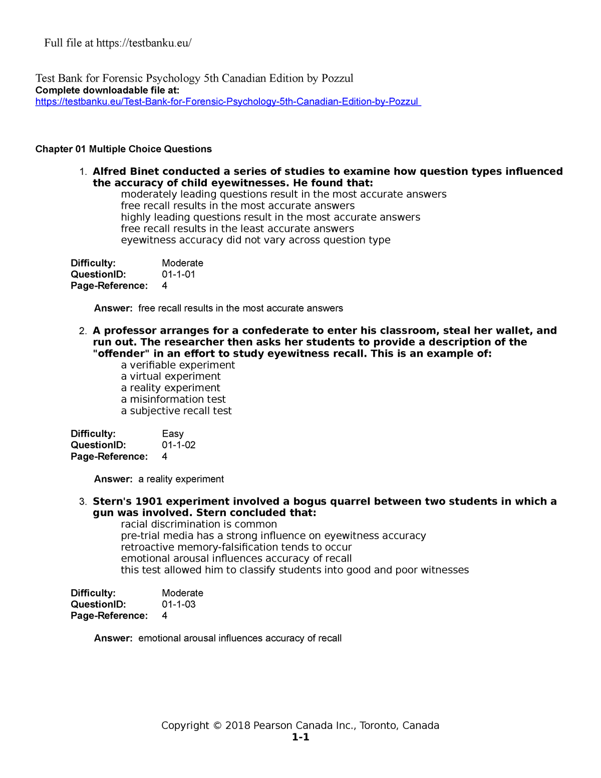 Exam 2019 - Psyc3480: Psychology of Sport U - StuDocu