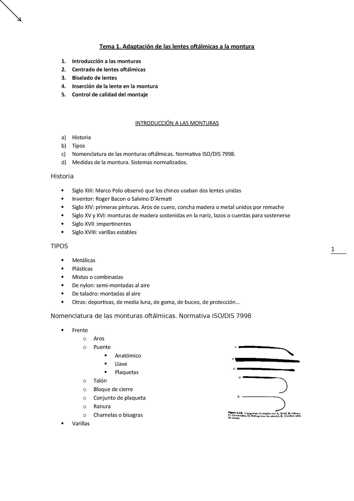 fbde3a505c Apuntes Adaptación de Lentes Oftálmicas. 46006. Completos - 46006:  Adaptación De Lentes Oftálmicas - StuDocu