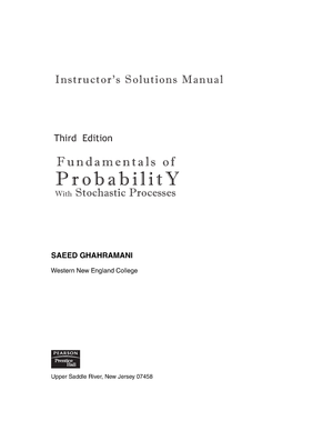 Fundamentals of probability solutions manual studocu fandeluxe Choice Image