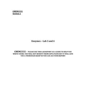 bradford assay lab report