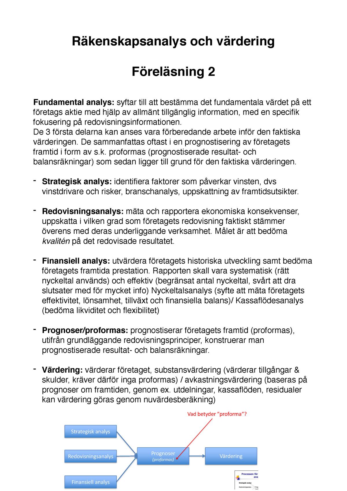 info om företag