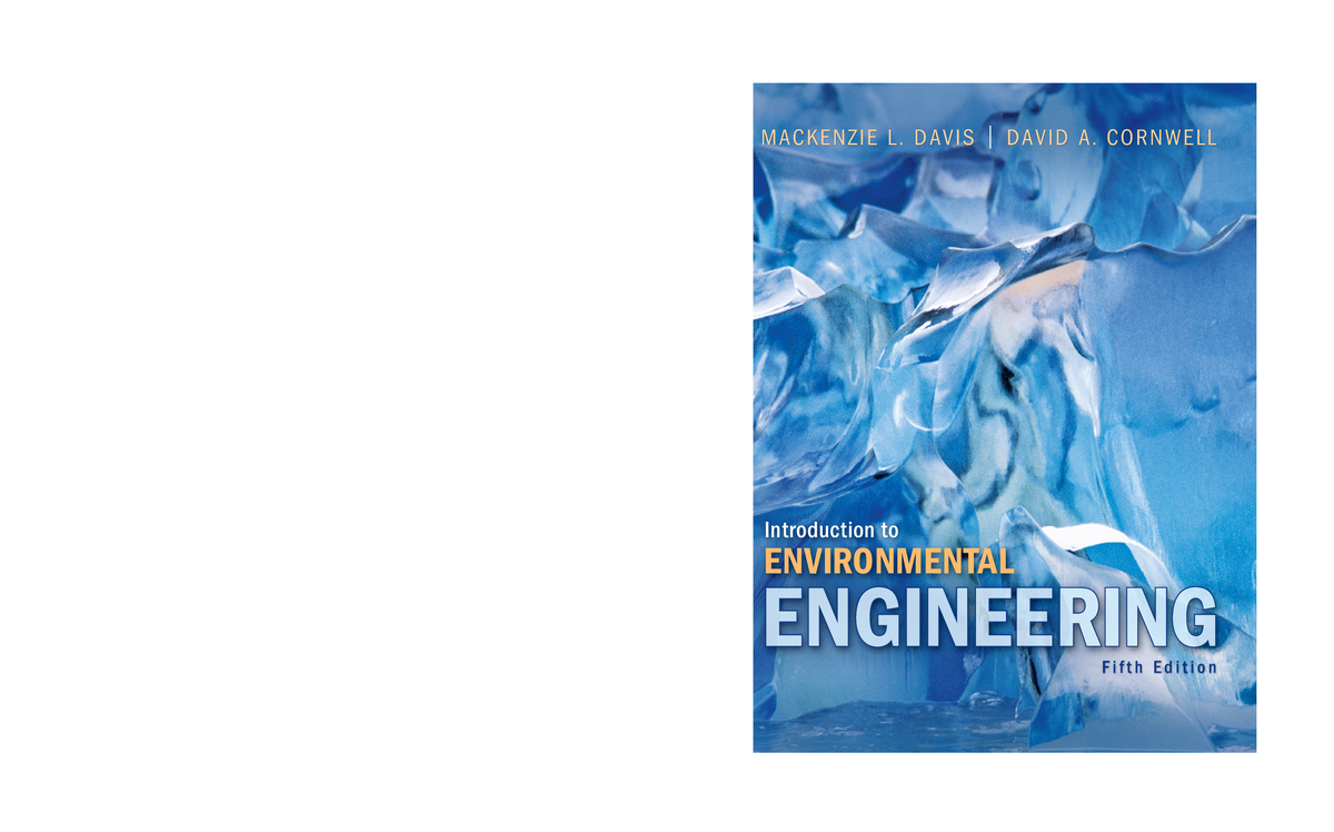 374078575 Introduction to Environmental Engineering