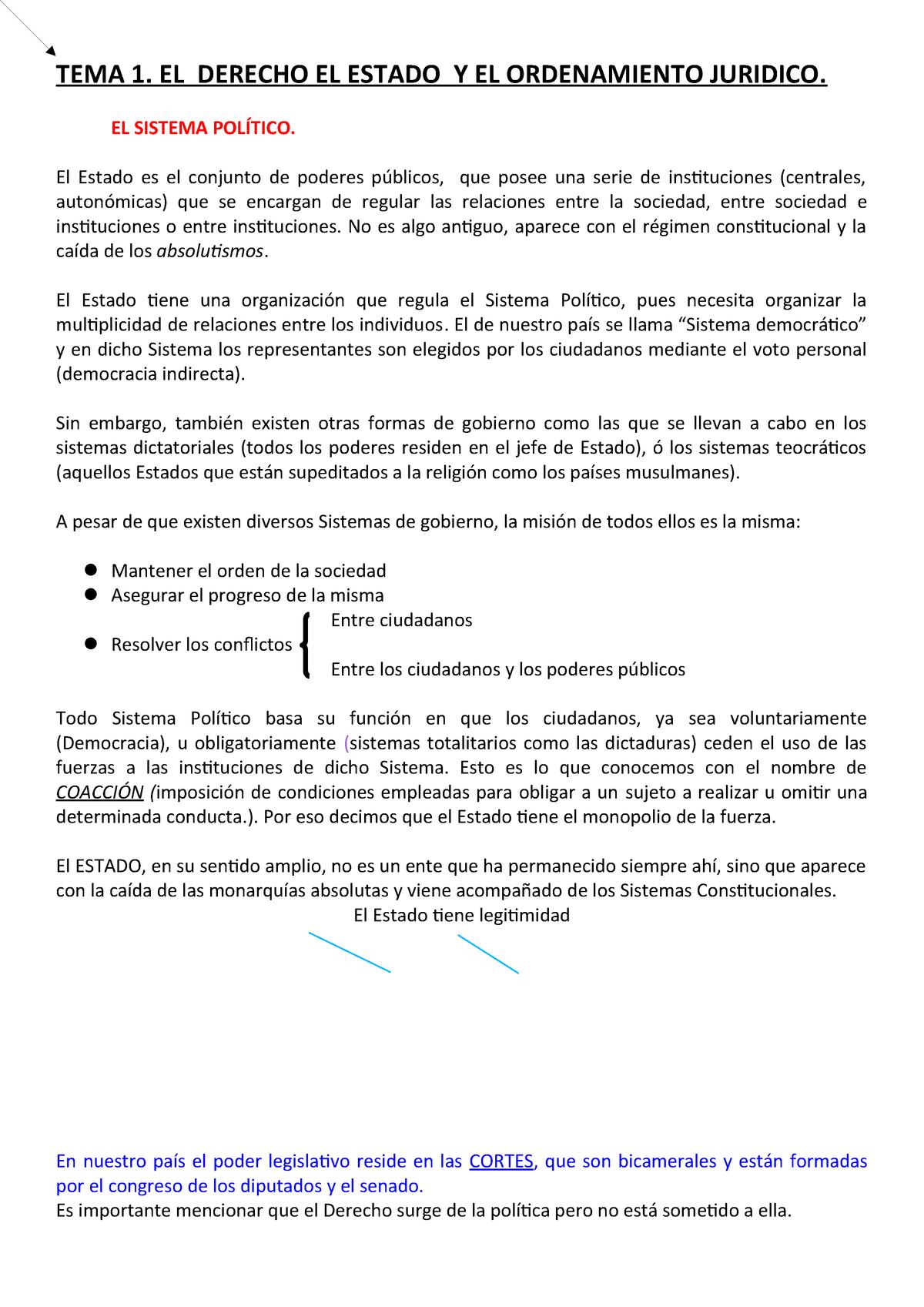 Constitucional I Apuntes 1 2 3 4 5 6 7 8 9 10 11 12 Studocu