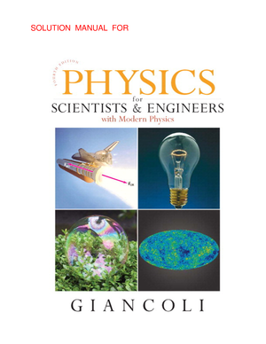thumb_300_388 douglas c giancoli instructor solutions for physics for scientists