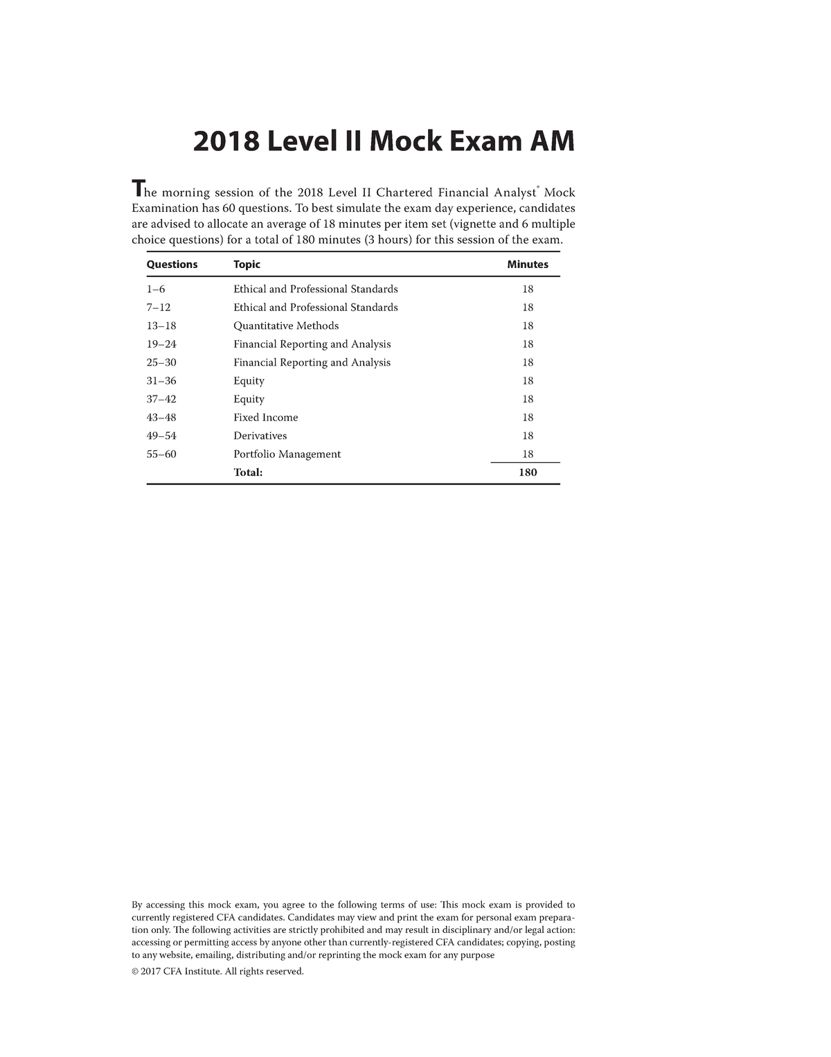 Mock Exam A Morning Session (with Solutions) - 2111: ACCT - StuDocu