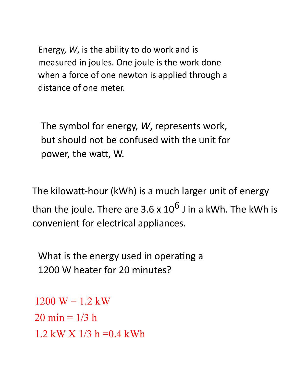 Energy Elec 101 Lecture Notes 2 Elec 101 Dc Circuits Studocu