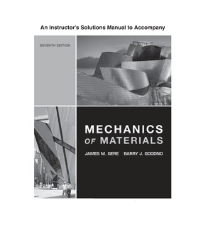 Solution manual mechanics of materials 7th edition gere goodno solution manual mechanics of materials 7th edition gere goodno studocu fandeluxe Choice Image