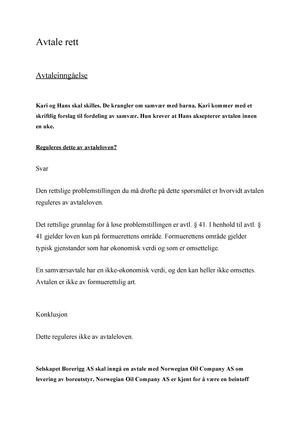 94c3ec8b8 Case til gyldendal - ddd - JUR 3420: Forretningsjus - StuDocu