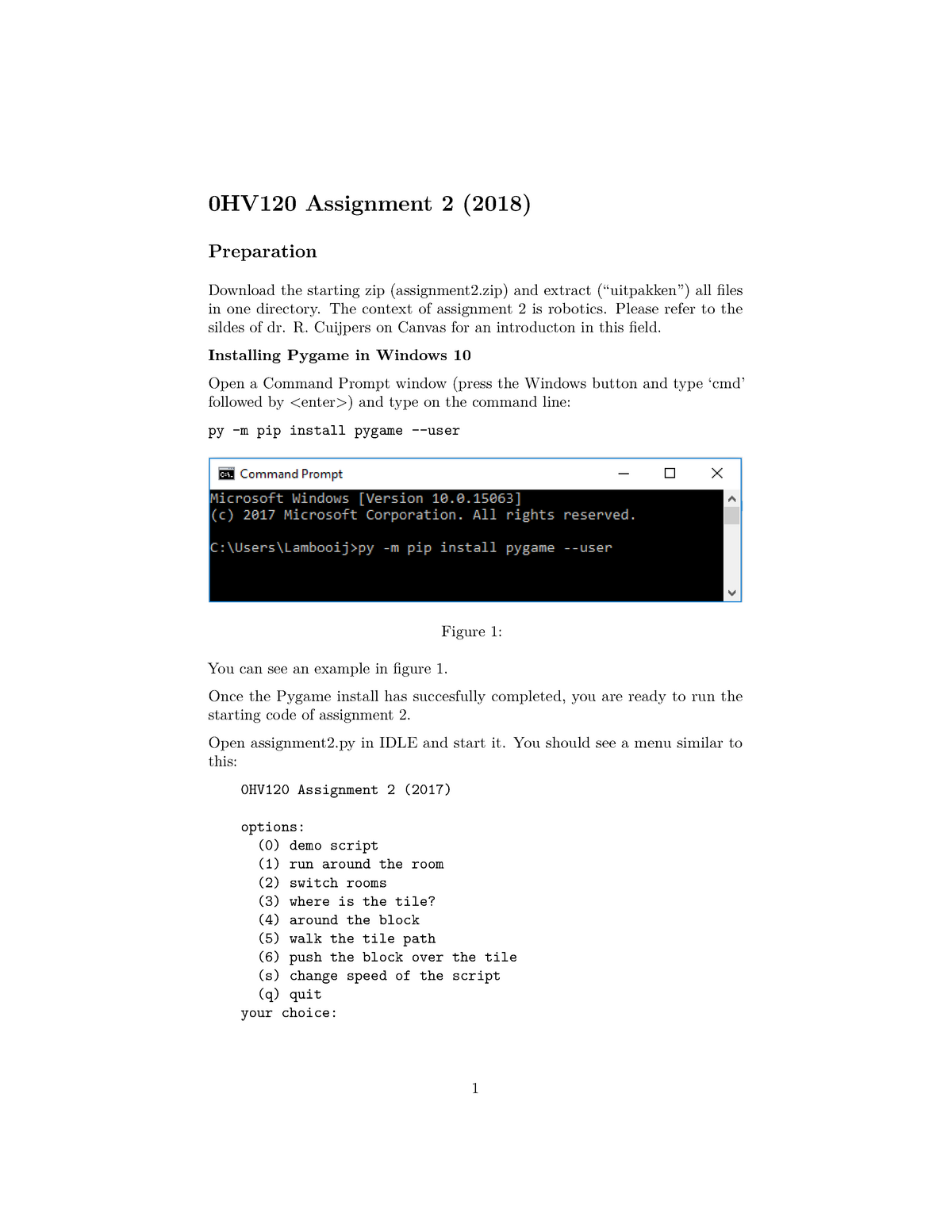 0HV120 Assignment 2 - very fun! - PSY 262: An Approach to
