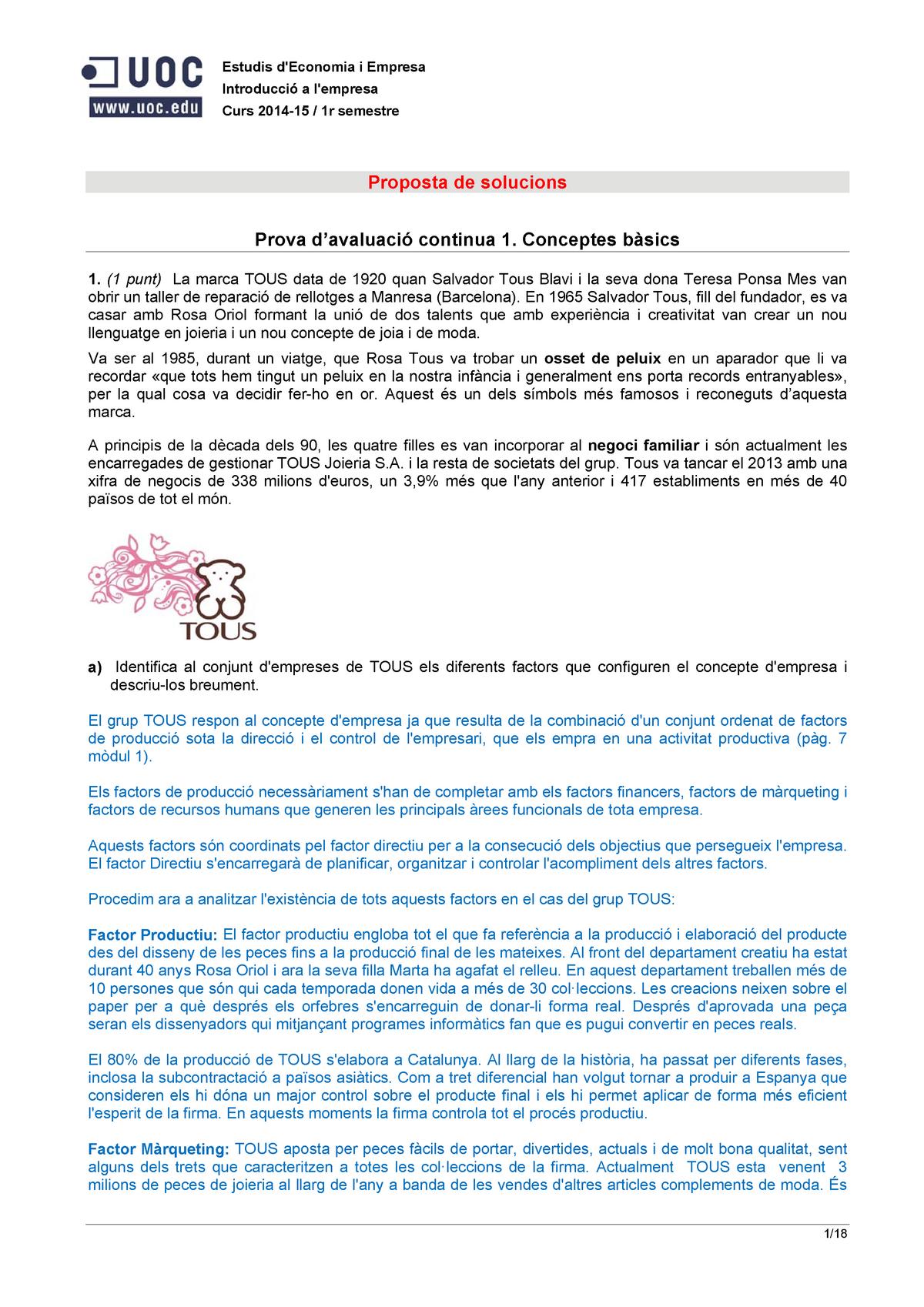 a9d4557c7c15 01500 SPAC1 2014 1 - solución pac - 09.560  Introducción a la empresa -  StuDocu