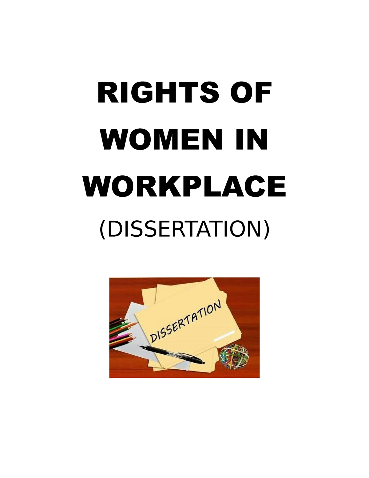 rights of women at workplace - UPSC Prelims: Environmental