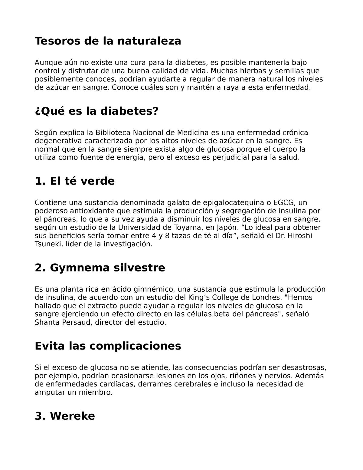 beneficios de la insulina